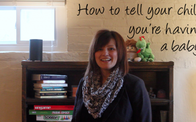 How To Tell Your Child You're Having A Baby [Video]