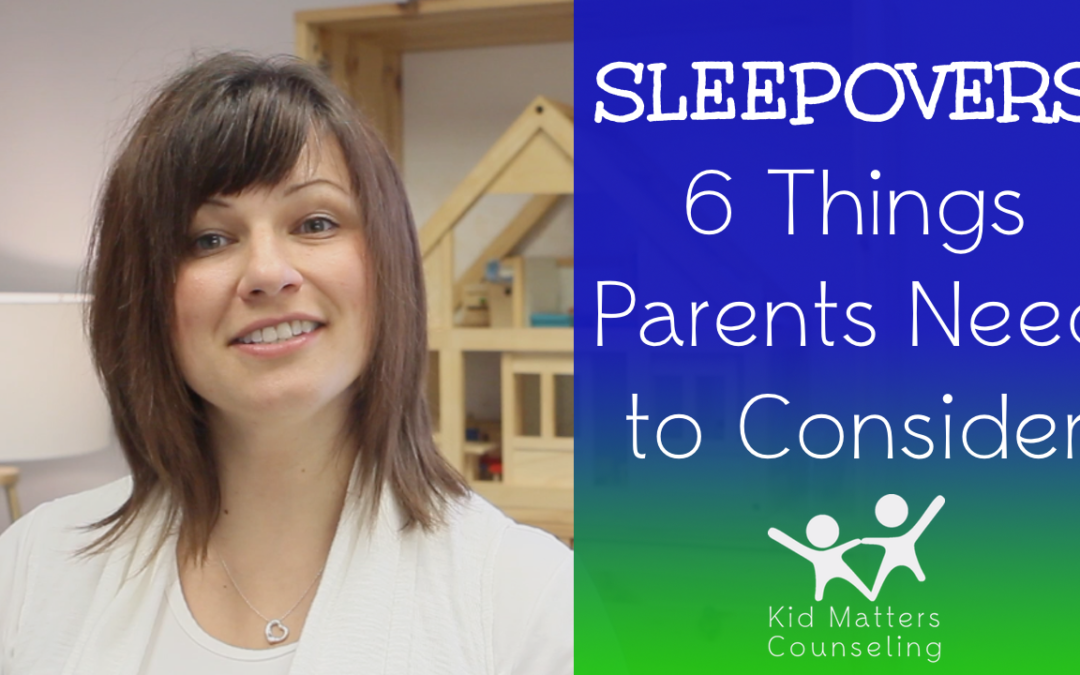 Sleepovers: What Parents Need to Consider Before Sending Their Child [Video]