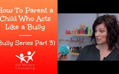 How To Parent a Child Who Is Prone to Bullying