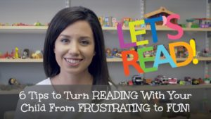 6 Tips Reading to Your Child - Jenny Houch