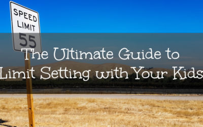 The Ultimate Guide to Limit Setting with Your Kids [Video]