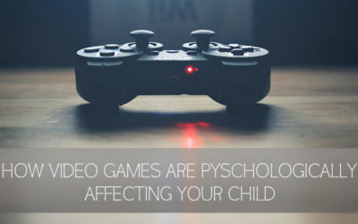 How Video Games Are Psychologically Affecting Your Child (Part 1)