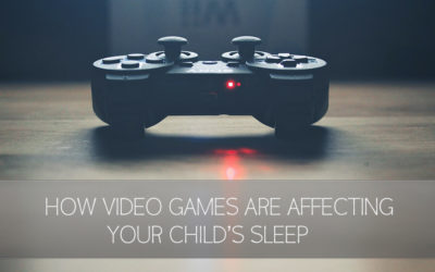 How Video Games Are Affecting Your Child's Sleep