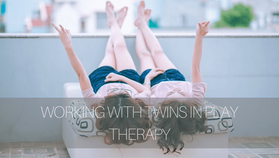 Working With Twins in Play Therapy