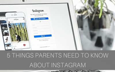 5 Things Parents Need to Know About Instagram