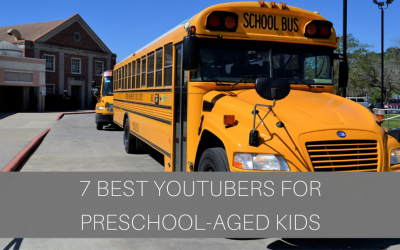 7 Best YouTubers for Preschool-Aged Kids