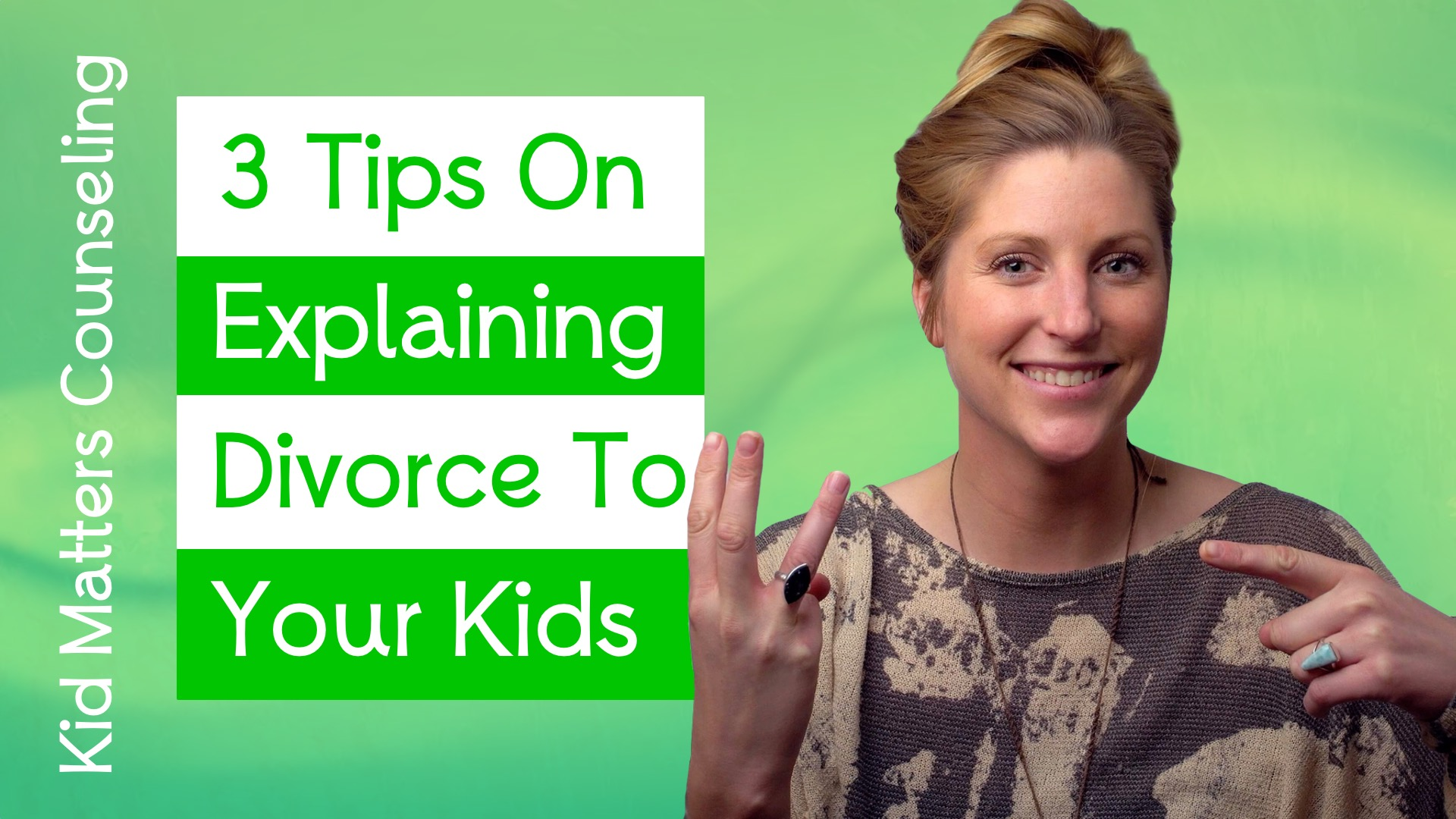 3 Tips on Explaining Divorce to Your Kids