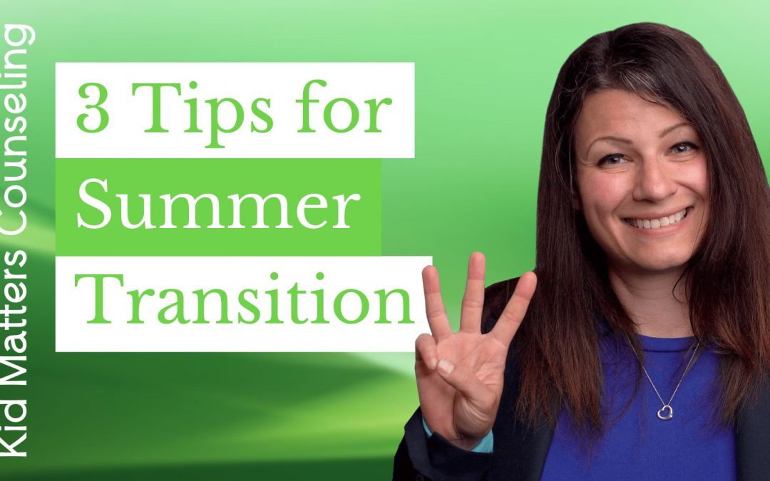 3 Tips to Transition into Summer So You Won't Go Crazy