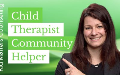 Child Therapist Community Helper