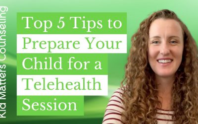 5 Tips to Prepare Your Child For a Telehealth Therapy Session