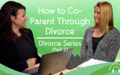 How to Co-Parent Through Divorce – Divorce Series: Part 2