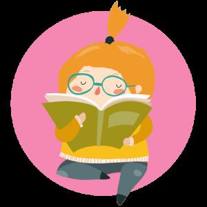 Divorce & Children - Child Reading
