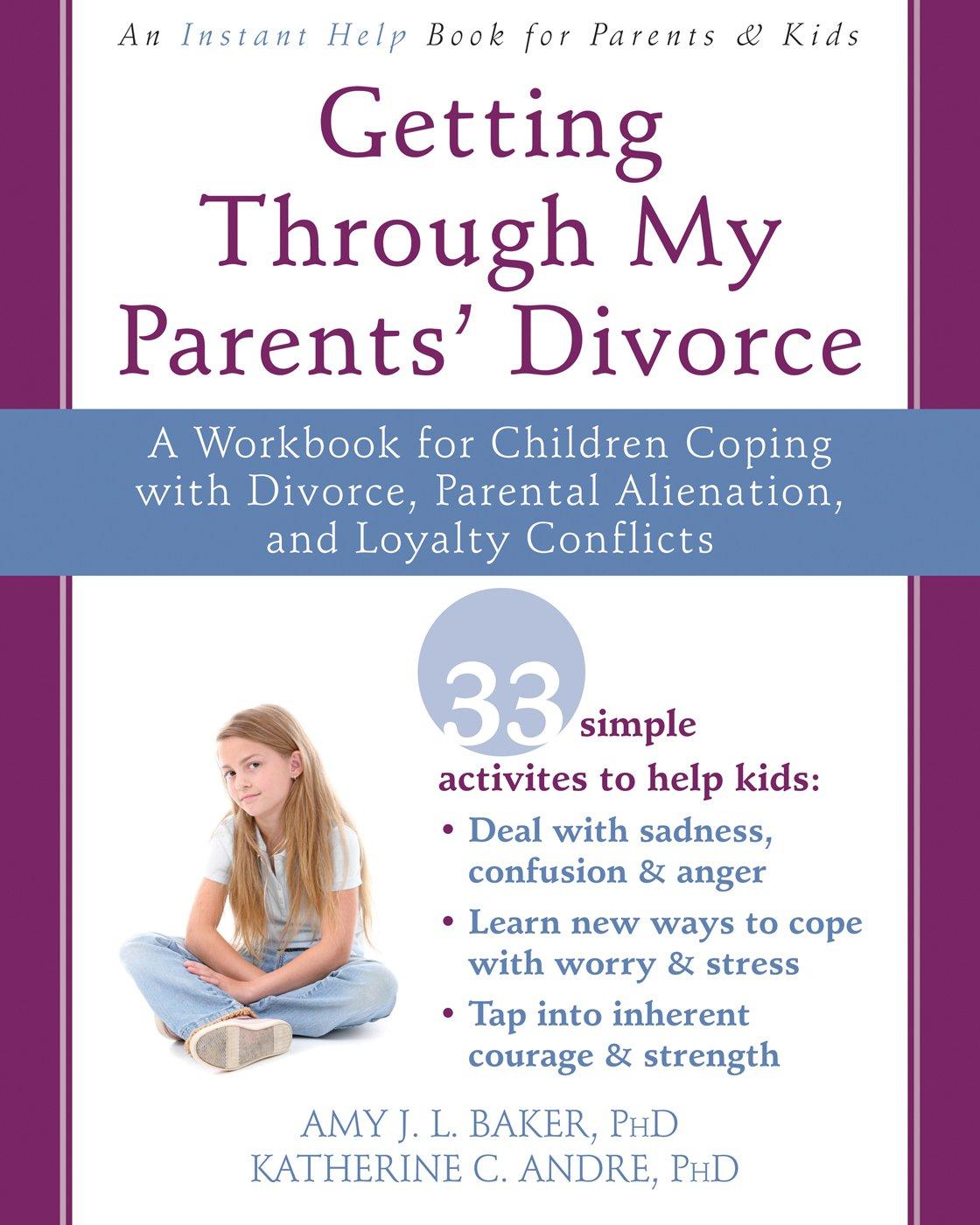 Parent Divorce Book