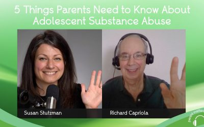5 Things Parents Need to Know About Adolescent Substance Abuse