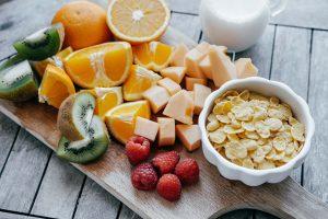 healthy eating dieting vegetarian food white bowl