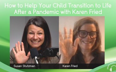 How to Help Your Child Transition to Life After a Pandemic
