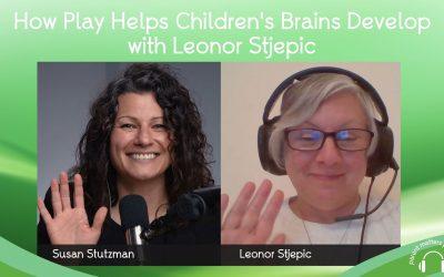 How Play Helps Children's Brains Develop